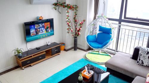 Suzhou Leju Boutique Apartment photo 77