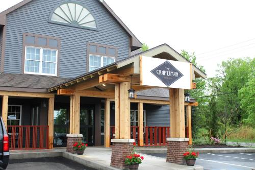 The Craftsman Inn & Suites - Hotel - Fayetteville