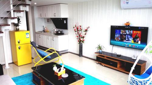 Suzhou Leju Boutique Apartment photo 87