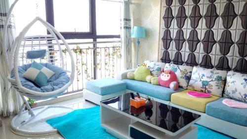 Suzhou Leju Boutique Apartment photo 88