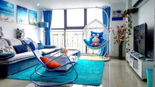 Suzhou Leju Boutique Apartment photo 89
