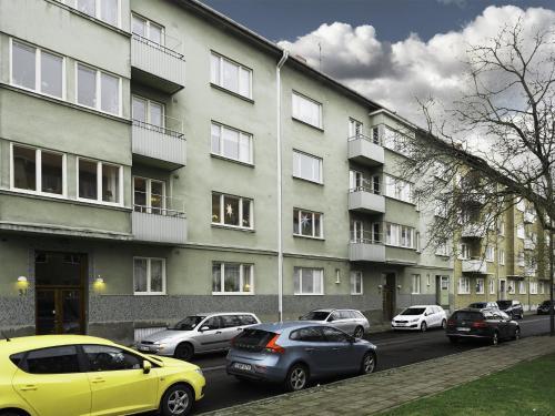 1 room apartment centrally located in Malmö - Skvadronsgatan 29