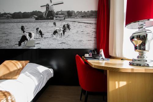 فندق باستيون لايدن أوخيستخييست