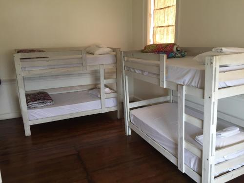 Stapelbed in Gemengde Slaapzaal (Bunk Bed in Mixed Dormitory Room)