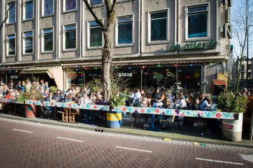 Bazar, Pension in Rotterdam