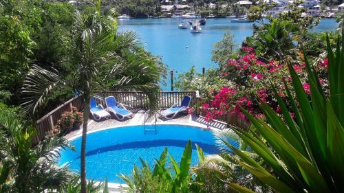 Marigot Bay Castries Saint Lucia, Saint Lucia, Caribbean.