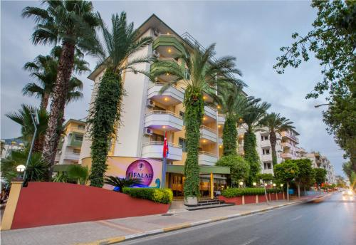 Alanya Sifalar Apart Hotel fiyat
