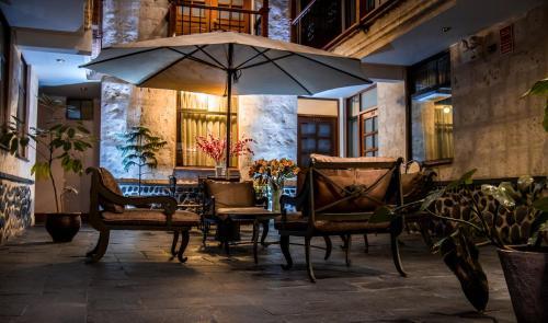 Hotel El Portal De San Lázaro