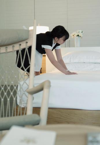 Suite Atrio Restaurante Hotel 21