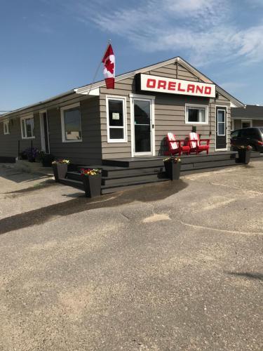 . Oreland Motel