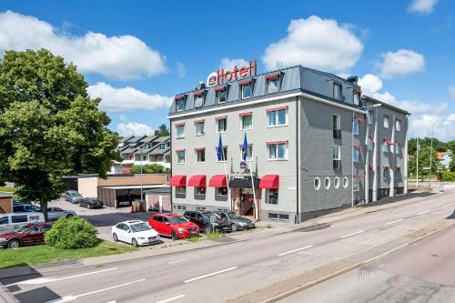 Hotel-overnachting met je hond in Best Western Sjofartshotellet - Oskarshamn
