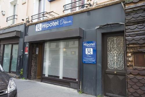 Hipotel Paris Montmartre Gare du Nord photo 27