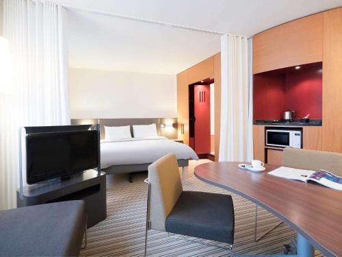 Novotel Suites Paris Montreuil Vincennes photo 55