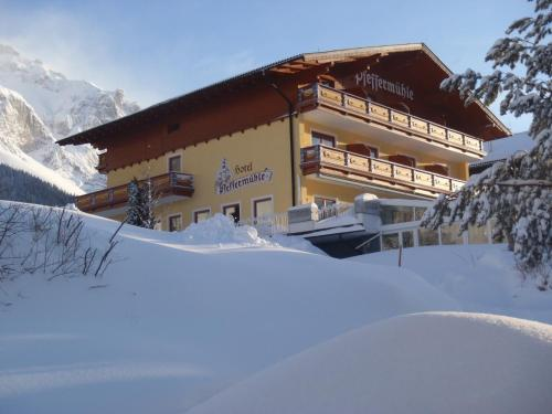 Hotel Pfeffermühle Ramsau am Dachstein