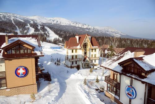 Alpen Club - Hotel - Sheregesh