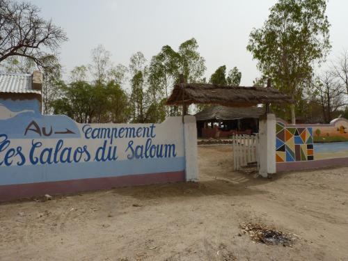 . Les Calaos du Saloum