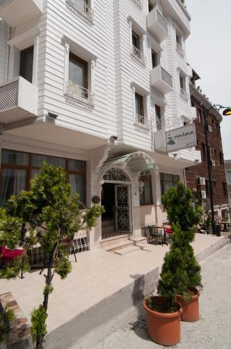 Istanbul Mevlana Hotel how to go