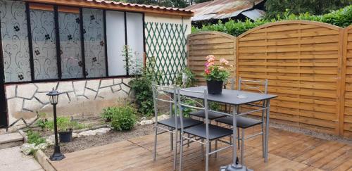 """""""La p'tite maison"""" près de Beauval - Location saisonnière - Billy"""