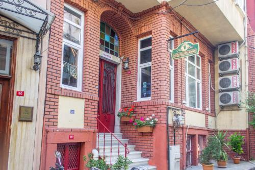 Istanbul Hotel Tulip House adres