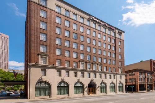 Hampton Inn & Suites Atlanta-Downtown in Atlanta