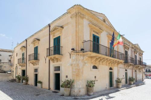 Via Duprè 11, 97018 Scicli, Sicily, Italy.