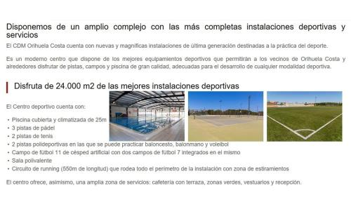 Three Bedroom Apartment In Orihuela Costa Torrevieja
