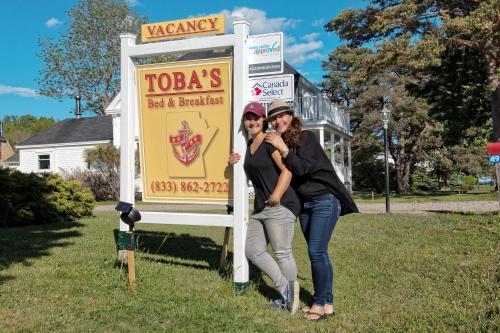 Toba's Bed & Breakfast - Lunenburg, NS B4V 0V6