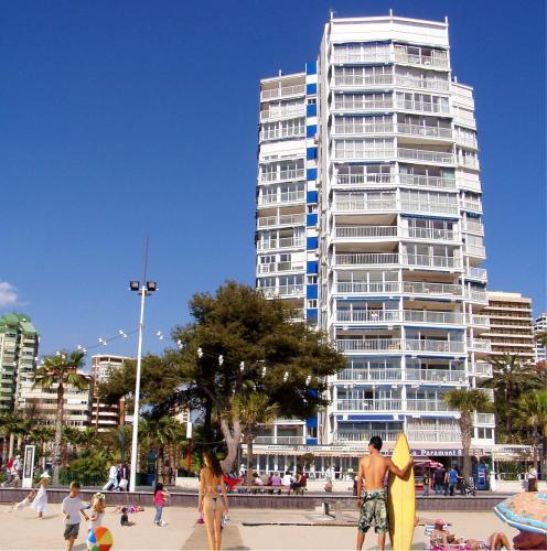 . Apartamentos Torre Yago