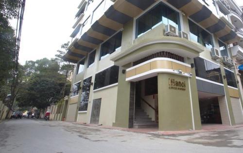 Granda Serviced Apartment 2 Hanoi