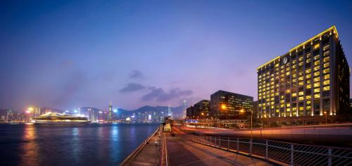 InterContinental Grand Stanford Hong Kong Люкс
