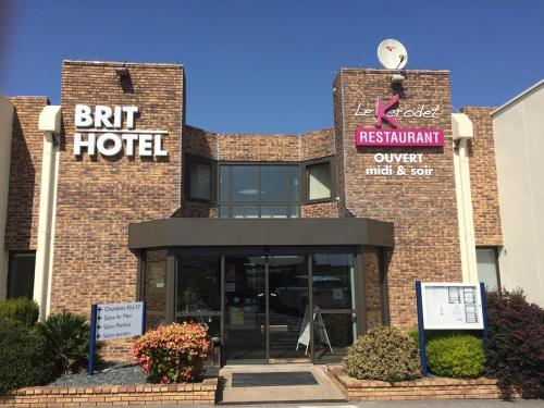 . Brit Hotel Quimper