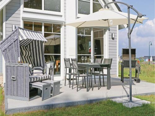 Two-Bedroom Holiday Home in Ze..