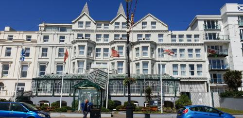 . The Empress Hotel