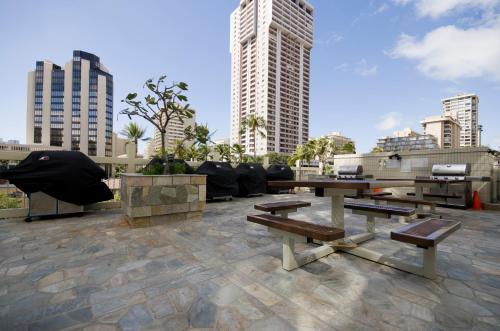 Aqua Skyline at Island Colony - Honolulu, HI HI 96815