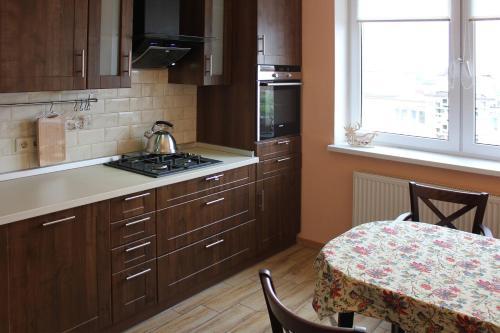 . Apartment on Elblongskaya ulitsa