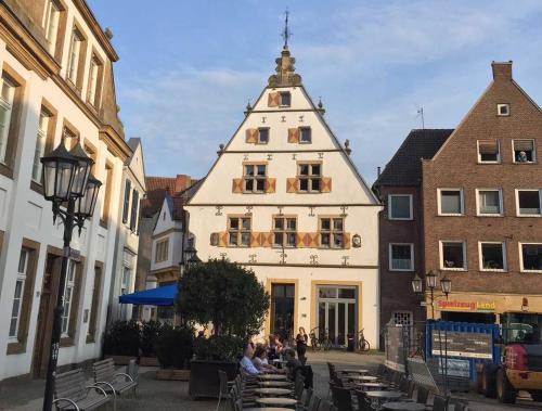 . Ferienwohnungen Rheine Markt 12