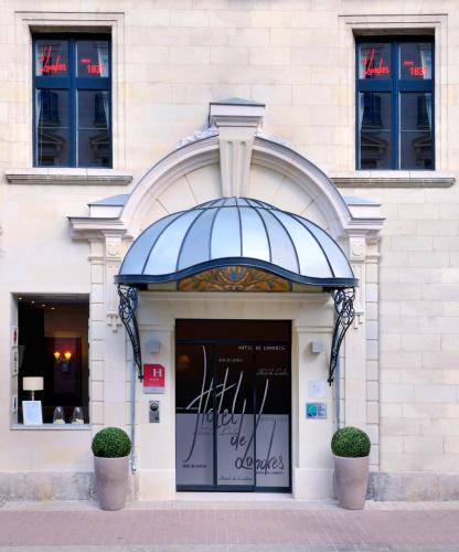 The Originals Boutique, Hôtel Le Londres, Saumur (Qualys-Hotel)