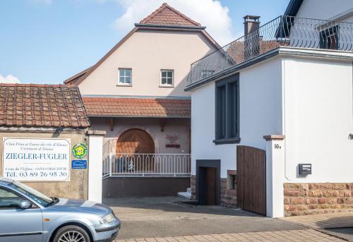 Gîtes&Chambes d'Hôtes Fugler - Apartment - Orschwihr