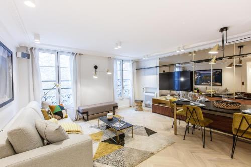 Ferienwohnungen und Apartments in Paris-Quartier De La Place ...