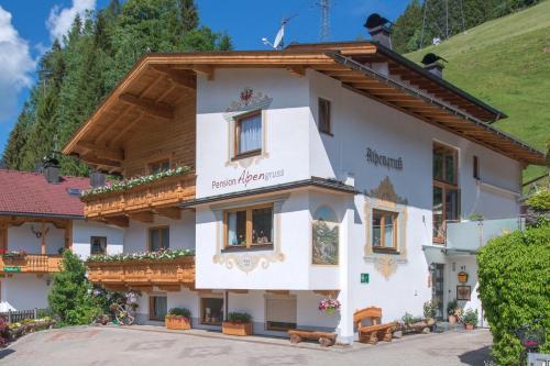 Pension Alpengruss Gerlos