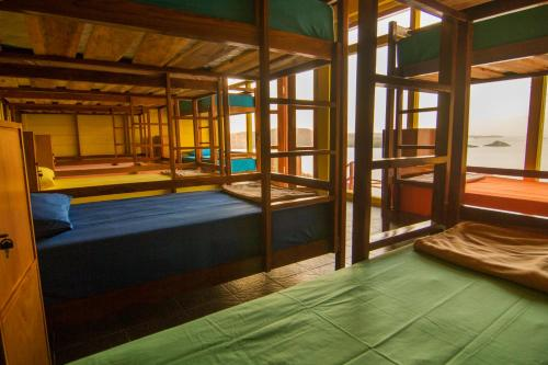 Single Bed in Mixed 16 Bed Dormitory Room