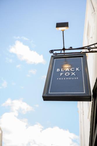The Black Fox, 47 St James's Parade, Bath, BA1 1UQ, United Kingdom