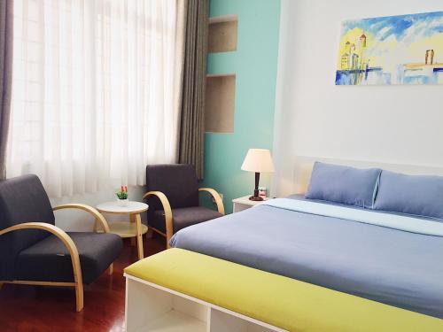 M-H5 Serviced Apartments Ho Chi Minh City