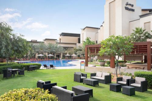 The Westin Abu Dhabi Golf Resort and Spa photo 13