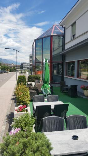 Accommodation in Martigny-Ville