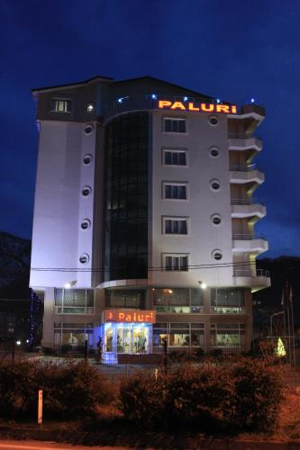 Hopa Paluri Hotel contact