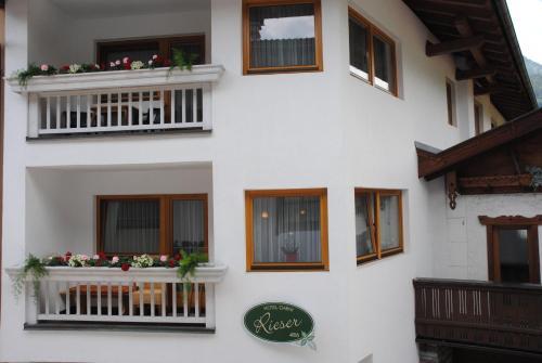 Gästehaus Rieser 428839 Mayrhofen