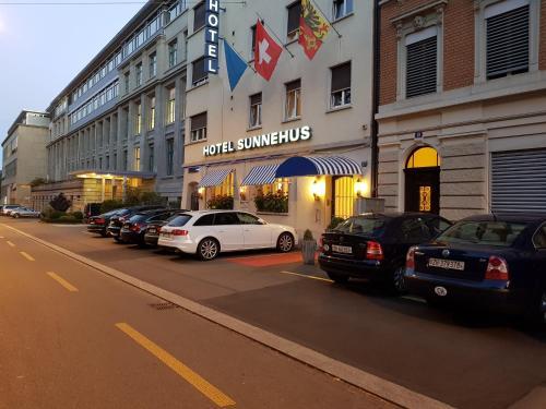 Hotel-overnachting met je hond in Hotel Sunnehus - Zürich - Zurich - Oude Binnenstad