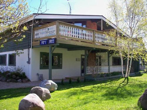 Tyrolean Village Resort 4 Bedroom Chalet