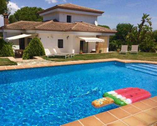 B&B Villa Pinos Málaga - Accommodation - Alhaurín de la Torre